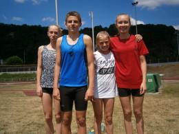 Petra Helebrantová umí 1500m za 4:49,30!!!
