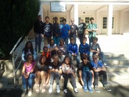První školní dny