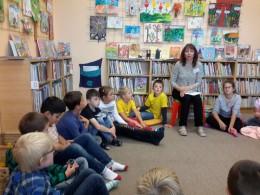 Za básničkou do knihovny