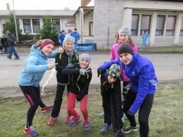 Skvělé běžecké představení ve Třtici