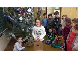Prosinec - Vánoční besídka