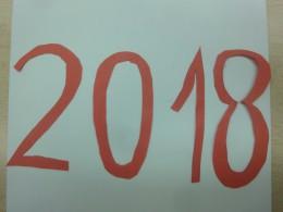 Přání do nového roku 2018