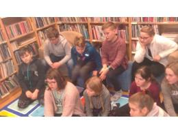 Pověsti v knihovně