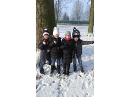 Únor - Hry na sněhu