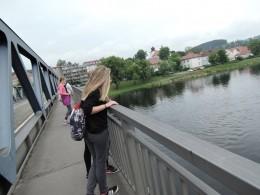 Výlet do Kamýku nad Vltavou