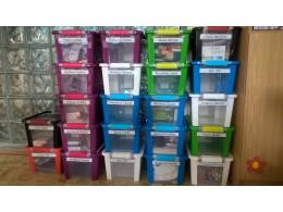 Boxy na výtvarné potřeby