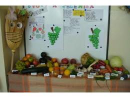 Výstavka ovoce a zeleniny