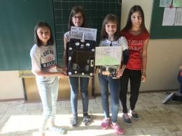 Reklama na třídění - Recyklohraní aneb Ukliďme si svět !