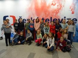 Exkurze do České televize