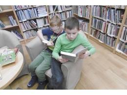 Listopad - Knihovna