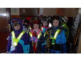 Už zase lyžujeme