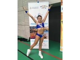 Adrienka a její sportovní úspěchy