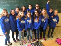 Školní mikiny