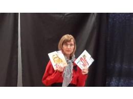 Beseda s autorkou dětských knih