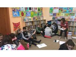 Propojení literatury a výchovy ke zdraví v městské knihovně