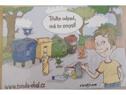 Březen - Tonda Obal