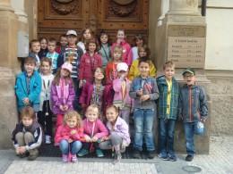 Návštěva u starosty města Loun