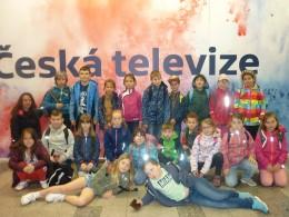 Návštěva České televize