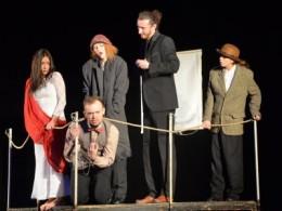 Divadelní představení - Cesta kolem světa za 80 dní