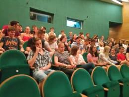 Návštěva divadla v Lounech