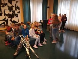 Festival malých divadelních forem Náš svět 2019