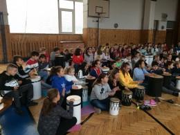 Bubny do škol