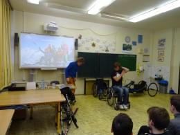 Jak se žije na vozíku