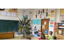 Zdobení stromečku