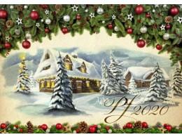 Vánoční besídky