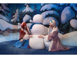 Sněhová královna v Ledovém království