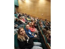 Návštěva divadla Vrchlického
