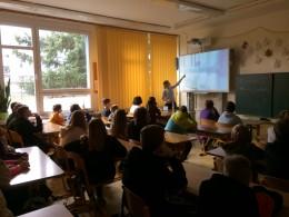 Přednáška na téma mediální výchova (7. 2.)