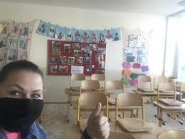 Pozdrav z naší třídy