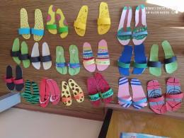 Nabídka letní obuvi