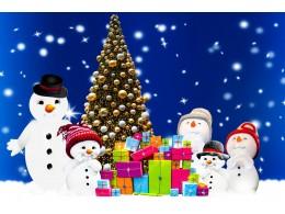 Informace - vánoční prázdniny